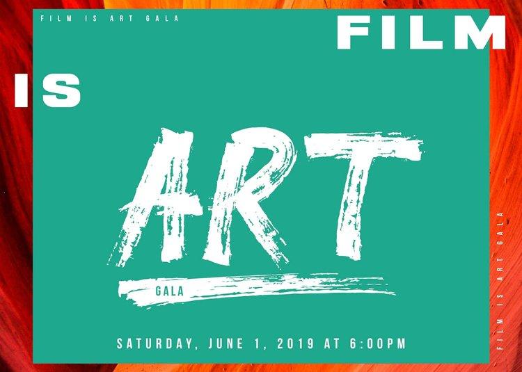 SFIFF Film is Art Gala